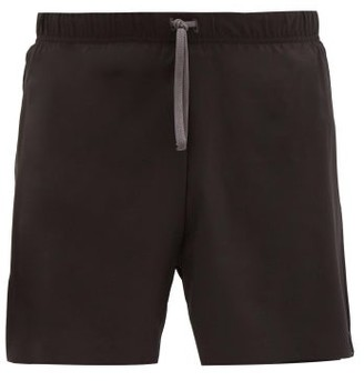 Ashmei - 2-in-1 Compression Running Shorts - Black