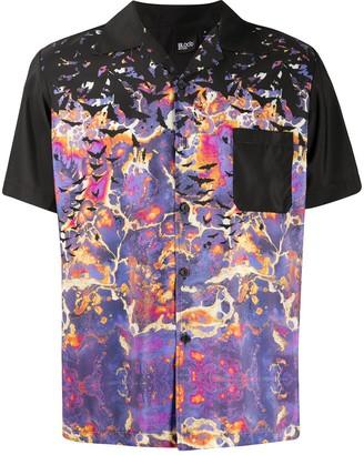 Blood Brother Rancho abstract-print shirt