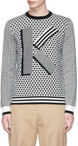 Kenzo Fair Isle jacquard sweater