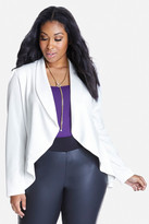 Fashion to Figure Etta Cascade Blazer