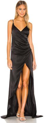 SAU LEE Savannah Gown