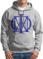 Sarah Men's Dream Theater Band Logo Hoodie L