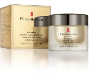 Elizabeth Arden Get Even More! Receive a Free Full Size Ceramide Lift and Firm Night Cream with any $125.00 Purchase (A $80 Value!)
