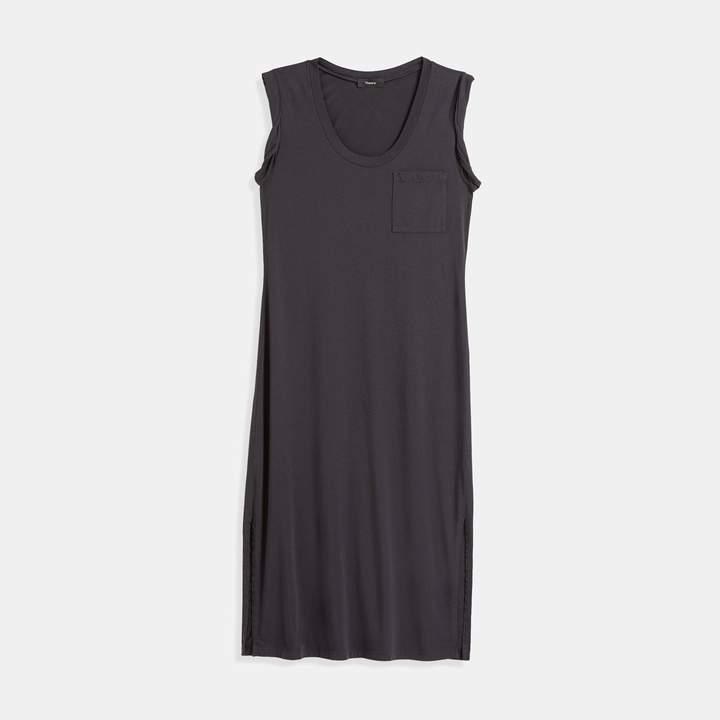 e49500f57e9 Theory Tee Dress - ShopStyle
