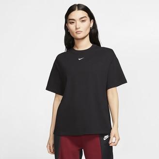 Nike Women's Short-Sleeve Top Sportswear Essential