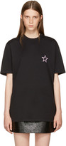 Givenchy Black Single Star T-Shirt