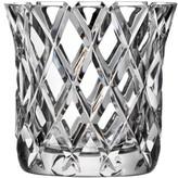 Orrefors Sofiero Lead Crystal Vase