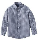 Tom Tailor Boy's Long-Sleeve Plaid Poplin Shirt