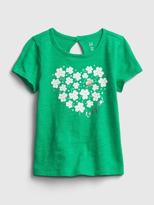 Gap Toddler St Patrick's Day Graphic T-Shirt