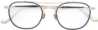 Matsuda Double Nose-Bridge Glasses