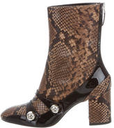 No.21 No. 21 Embossed Mid-Calf Boots w/ Tags