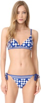 Kate Spade French Bikini Top