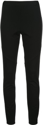 Natori High-Rise Paneled Leggings