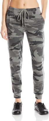Splendid Women's Woodbury Print Sweatpants