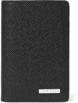 Hugo Boss - Pebble-grain Leather Billfold Wallet