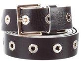 Sandro Double Wrap Belt