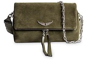 Zadig & Voltaire Rocky Suede Crossbody Bag