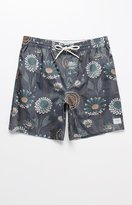 "Globe Botany 17"" Swim Trunks"