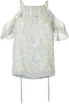 Talie Nk - floral print blouse - women - Silk - 37