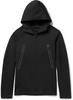 Descente - Super Sonic Karuishi Flex Knit Zip-up Hoodie