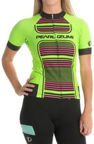Pearl Izumi ELITE Pursuit LTD Cycling Jersey - Full Zip, Short Sleeve (For Women)