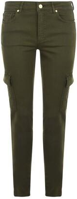 Biba Military Pocket Jeans