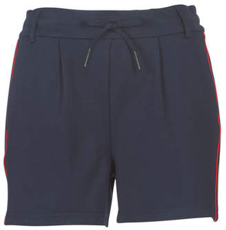 Only ONLPOPTRASH women's Shorts in Blue