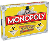 Board Games Back To The Future Monopoly