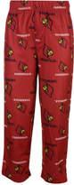 Outerstuff Kids' Louisville Cardinals All-Over Logo Sleep Pants