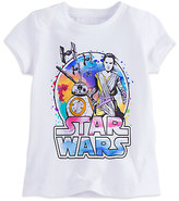 Disney Rey and BB-8 Tee for Girls - Star Wars: The Force Awakens