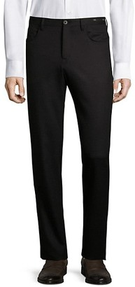 Pt01 Dressy 5 Pocket Wool Stretch Trousers