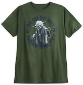 Disney Yoda Tee for Men - Star Wars - Plus Size