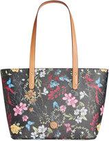 Giani Bernini Floral Tote, Created for Macy's