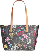 Giani Bernini Floral Tote, Only at Macy's