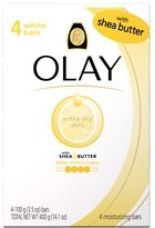 Olay Body Ultra Moisture White Bar 4 x 120g