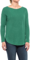 Chelsea & Theodore Pointelle Detail Sweater (For Women)