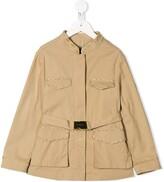 Ermanno Scervino embellished military jacket