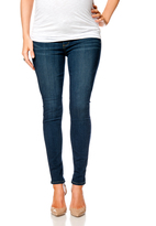 A Pea in the Pod Paige Denim Side Panel Skinny Leg Maternity Jeans