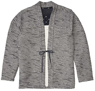 Naked & Famous Denim Kimono (Sakiori Denim) Men's Clothing
