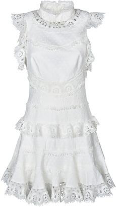 Zimmermann Sleeveless Laced Dress