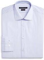 John Varvatos Broken Double Stripe Slim Fit Dress Shirt - 100% Bloomingdale's Exclusive