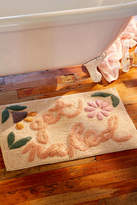 Urban Outfitters Get Naked Floral Bath Mat