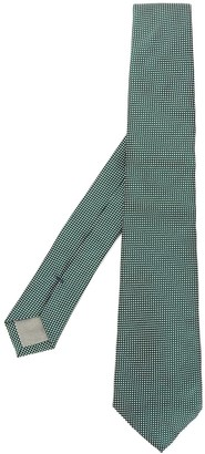 Dell'oglio Micro Patterned Tie