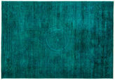 Solo Rugs 6'1x8'10 Westminster Rug, Green/Blue