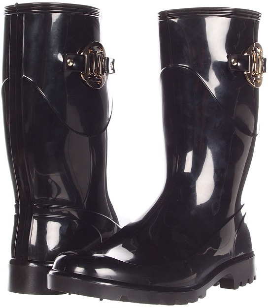 Love Moschino JA24122G0W JQ0 000 (Black) - Footwear