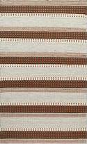 Momeni Rugs MESA0MES12RST2030 Mesa Collection, 100% Wool Hand Woven Flatweave Transitional Area Rug, 2' x 3', Rust