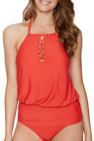 Athena Cabana Solids Cailyn Soft Cup Tankini