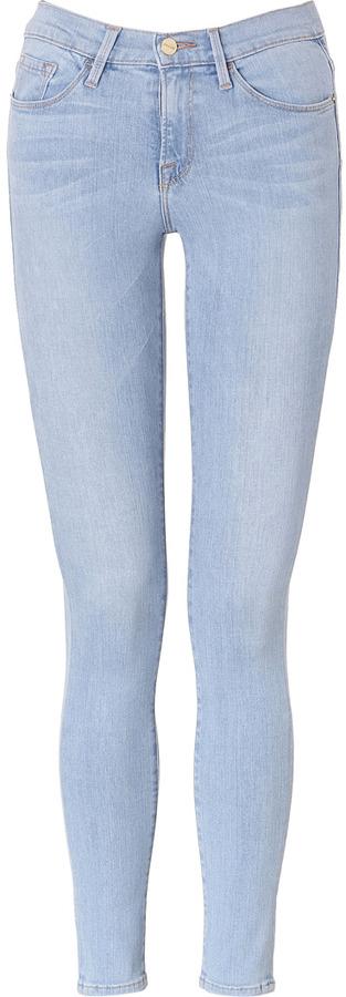 Frame Denim Le Skinny de Jeanne Jeans in Redchurch Street