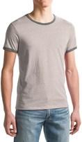 Alternative Apparel Eco-Mock Twist Ringer T-Shirt - Short Sleeve (For Men)