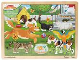 Pets Jigsaw Puzzle - 24 Pieces